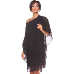 """Sukienki hiszpanki: Sukienka """"Lola"""" w kolorze czarnym"""