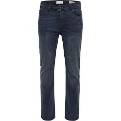 Only & Sons Jeansy Slim Fit dark blue denim. Brązowe jeansy męskie marki Only & Sons, l, z poliesteru. Za 209,00 zł.