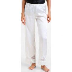 Simone Pérèle NOCTURNE Spodnie od piżamy naturel. Białe piżamy damskie Simone Pérèle, z jedwabiu. Za 829,00 zł.