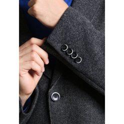 Płaszcze przejściowe męskie: Sisley Płaszcz wełniany /Płaszcz klasyczny anthrazit
