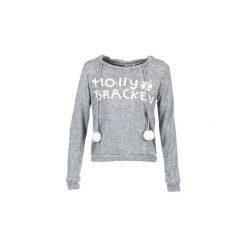 Swetry Molly Bracken  BOBIP. Szare swetry klasyczne damskie Molly Bracken. Za 143,20 zł.