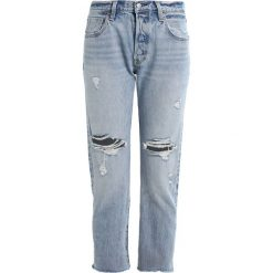 Levi's® 501 CROP Jeansy Relaxed Fit crazy cool. Niebieskie jeansy damskie relaxed fit marki Levi's®. W wyprzedaży za 375,20 zł.