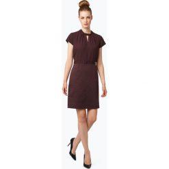 Sukienki hiszpanki: Comma – Sukienka damska, czerwony