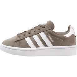 Adidas Originals CAMPUS C Tenisówki i Trampki branch/footwear white. Brązowe trampki chłopięce marki adidas Originals, z materiału. Za 269,00 zł.