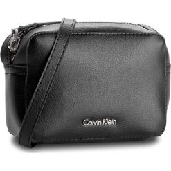 Listonoszki damskie: Torebka CALVIN KLEIN BLACK LABEL - Ck Zone Small Crossbody K60K603975 903