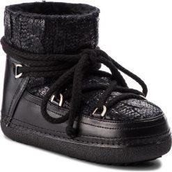 Buty INUIKII - Boot Galway 70101-10 Black. Czarne buty zimowe damskie Inuikii, z materiału. Za 1549,00 zł.