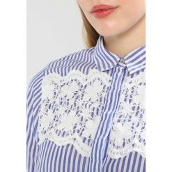 Koszule wiązane damskie: Springfield CAMISA ANCHO Koszula marine blue