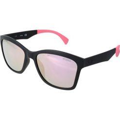 """Okulary przeciwsłoneczne damskie aviatory: Okulary przeciwsłoneczne """"GU7434"""" w kolorze czarno-różowym"""
