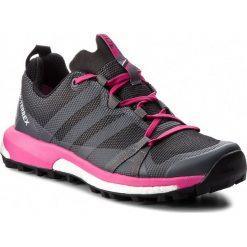 Buty adidas - Terrex Agravic Gtx W GORE-TEX AQ0233  Grefou/Grefou/Reamag. Szare buty do biegania damskie Adidas, z gore-texu, adidas terrex. W wyprzedaży za 449,00 zł.