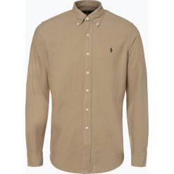 Polo Ralph Lauren - Koszula męska, zielony. Zielone koszule męskie na spinki Polo Ralph Lauren, m, z haftami, button down. Za 499,95 zł.