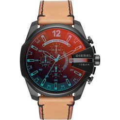 Diesel - Zegarek DZ4476. Czarne zegarki męskie Diesel, szklane. W wyprzedaży za 799,90 zł.