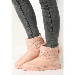 Różowe Śniegowce Stories Of The Street. Białe buty zimowe damskie marki vices. Za 64,99 zł.