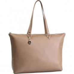 Torebka COCCINELLE - DS5 Alpha E1 DS5 11 01 01 Taupe N75. Brązowe torebki klasyczne damskie marki Coccinelle, ze skóry. Za 1249,90 zł.