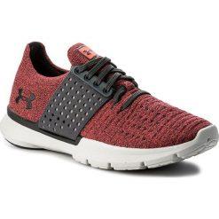 Buty UNDER ARMOUR - Ua W Speedform Slingwrap 1295755-600 Mnr/Glg/Sty. Czerwone buty do biegania damskie marki KALENJI, z gumy. W wyprzedaży za 319,00 zł.