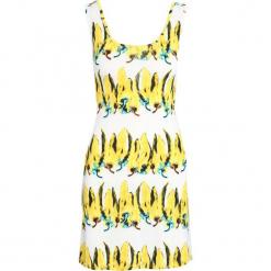 Żółta Sukienka Pulled From Sea. Niebieskie sukienki letnie marki Born2be, l, oversize. Za 24,99 zł.