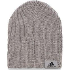 Czapka adidas - Perf Beanie DJ1056 Mgrey/Mgrey/Black. Szare czapki zimowe damskie Adidas, z materiału. Za 59,95 zł.