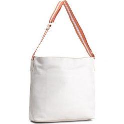 Torebka CLARKS - Tothill Drive 261254730 Black Leather. Białe torebki klasyczne damskie Clarks. W wyprzedaży za 299,00 zł.