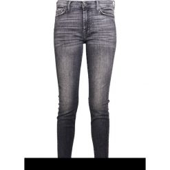 Rurki damskie: 7 for all mankind Jeans Skinny Fit illusion black night shadow