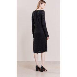 Sukienki dzianinowe: Patrizia Pepe Sukienka dzianinowa black