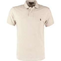 Koszulki polo: Polo Ralph Lauren SLIM FIT Koszulka polo dune tan heather
