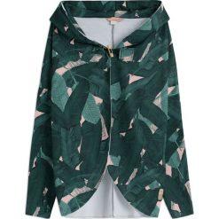 Bluzy rozpinane damskie: Bluza Pagan Banana Leaf