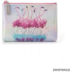 Kosmetyczki damskie: Kosmetyczka Flamingi