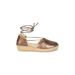 Sandały Betty London  GIORDA. Żółte sandały trekkingowe damskie marki Betty London. Za 231,20 zł.