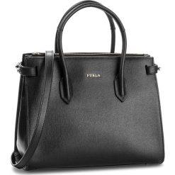Torebka FURLA - Pin 942235 B BLS1 B30 Onyx. Czarne torebki klasyczne damskie marki Furla, ze skóry. Za 1009,00 zł.