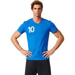 Adidas Koszulka męska Tango niebieska r. XL (AZ9718). Czerwone koszulki sportowe męskie Adidas, m. Za 119,27 zł.