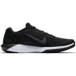 Nike Buty Sportowe Męskie Retaliation Trainer 2/Black/White-Anthracite 43. Białe buty fitness męskie Nike, z włókna, na sznurówki. Za 299,00 zł.