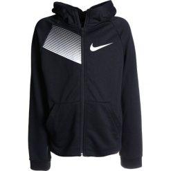Bejsbolówki męskie: Nike Performance DRY HOODIE  Bluza rozpinana black/white