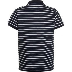 Scotch Shrunk GARMENT DYED  Koszulka polo blue. Niebieskie bluzki dziewczęce bawełniane marki Scotch Shrunk. Za 129,00 zł.