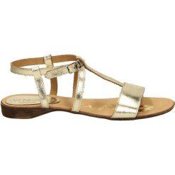 Sandały damskie: Sandały - 2695 LAM PLAT