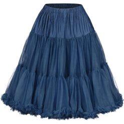 Spódniczki: Banned Lifeforms Petticoat Spódnica granatowy