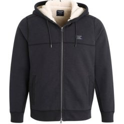 Abercrombie & Fitch Bluza rozpinana dark grey. Niebieskie bluzy męskie rozpinane marki Abercrombie & Fitch. W wyprzedaży za 359,25 zł.