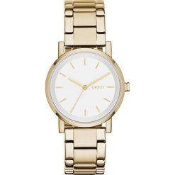 Zegarek DKNY - Soho NY2343 Gold/Gold. Żółte zegarki damskie DKNY. Za 569,00 zł.