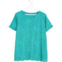 Zielona Bluzka Pretty Daisy. Zielone bluzki damskie Born2be, xxl. Za 49,99 zł.
