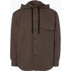 HUGO - Koszula męska – Emsley, zielony. Niebieskie koszule męskie marki HUGO, m, z bawełny. Za 499,95 zł.