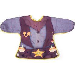Baby Sheriff - Śliniak z rękawami (GAD02251). Szare śliniaki Baby Gadgets. Za 48,97 zł.