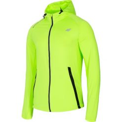 Bluzy męskie: Bluza treningowa męska BLMF250 – soczysta zieleń