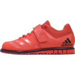 Adidas Performance POWERLIFT.3.1 Obuwie treningowe trasca/nobink. Brązowe buty sportowe damskie marki adidas Performance, z gumy. Za 399,00 zł.