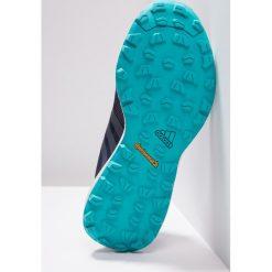 Adidas Performance TERREX AGRAVIC GTX  Obuwie do biegania Szlak mystic ink/grey one/hires aqua. Brązowe buty do biegania damskie marki adidas Performance, z gumy. Za 649,00 zł.