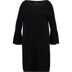 Sukienki dzianinowe: Evans PLEAT  Sukienka dzianinowa black