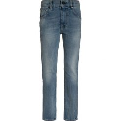 Teddy Smith REMING SUPER LEG Jeansy Slim Fit blue denim. Niebieskie jeansy męskie regular Teddy Smith, z bawełny. Za 209,00 zł.