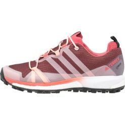 Buty damskie: adidas Performance TERREX AGRAVIC GTX  Obuwie do biegania Szlak tactile pink/haze coral/white