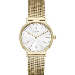 Zegarki damskie: Zegarek DKNY – Minetta NY2742 Gold/Gold