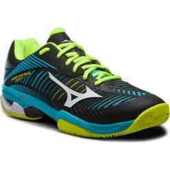 Buty sportowe męskie: Buty MIZUNO - Wave Exceed Tour 3 CC Czarny Kolorowy