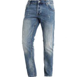 Solid JOY  Jeansy Slim Fit medium use. Niebieskie rurki męskie marki Tiffosi. Za 299,00 zł.