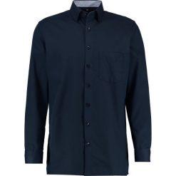 Koszule męskie na spinki: OLYMP Luxor MODERN FIT Koszula biznesowa marine