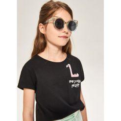 Okulary przeciwsłoneczne damskie aviatory: Okulary przeciwsłoneczne – Turkusowy